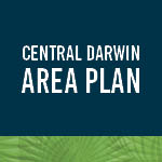 Central Darwin Area Plan button