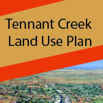 Tennant Creek Land Use Plan - 150 px button