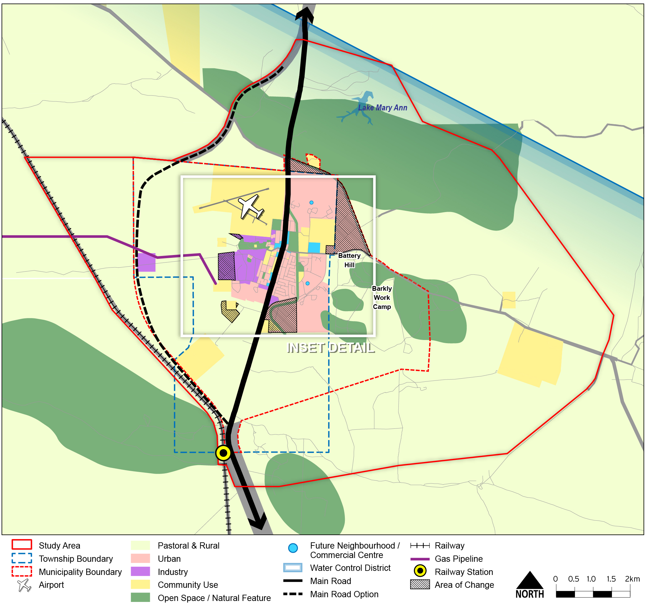 Draft Tennant Creek Land Use Plan - Full