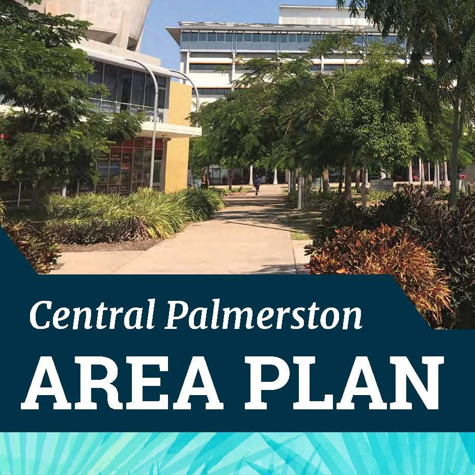 Central Palmerston Area Plan - button